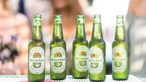 Heineken 3 launches biggest local marketing campaign