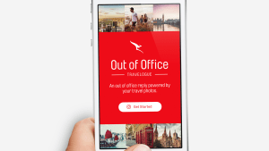 Qantas reimagines the humble out of office message with Instagram