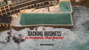 Business customers star in new NAB campaign