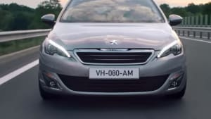 Peugeot launches TV Sync for 308