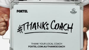 Foxtel, AFL and Gemba celebrate grassroots footy
