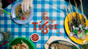 Tiger Beer positions as 'Beer with Bite' in global campaign by Marcel