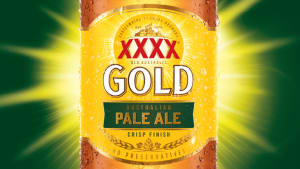 XXXX Gold unveils first work from Host