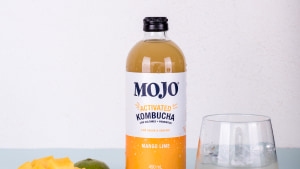 MOJO Kombucha celebrates a decade in Australia