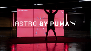 M&C Saatchi creates an AI Athlete for Puma's Hybrid range