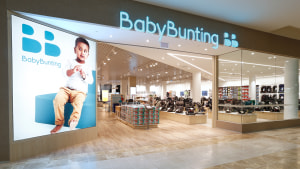 Baby Bunting refreshes brand for a modern new look