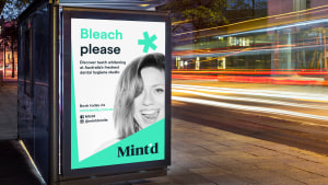 Hardhat delivers launch campaign for new dental care brand Mint*d