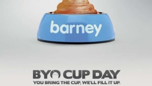 BYO Cup Day