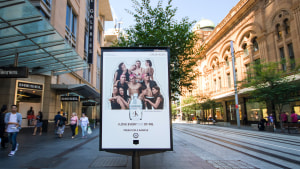 JCDecaux creates custom fragrance sample dispenser for Calvin Klein