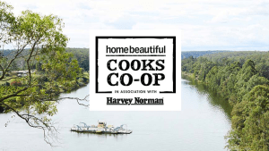 Harvey Norman and Home Beautiful partner in Cooks Co-op series
