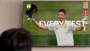 Foxtel reveals first major cricket campaign from DDB Sydney