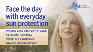SunSense launches new campaign in time for summer