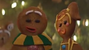 David Jones mirrors John Lewis with Gingerbread Man Christmas