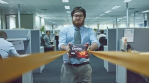 Clemenger Sydney reveal cracking new Doritos product