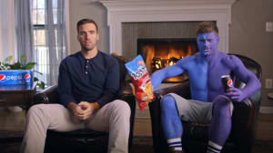 No more Super Bowl party poopers with Joe Flacco