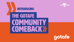 DPR&Co launches The Community Comeback for GOFTAFE