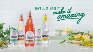 Cascade inspires Aussies to make summer amazing