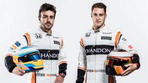 Chandon marks start of F1 season with film