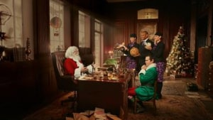 Air New Zealand pokes fun at Kiwi accent in Christmas spot