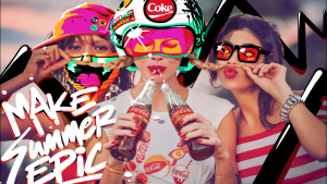 Coke continues to chase teens with multimillion-dollar campaign