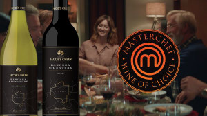 Jacob's Creek releases new ad as part of MasterChef partnership