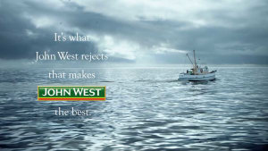 JWT revives John West's slogan