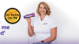 Libby Trickett stars in national Fisiocrem TV campaign
