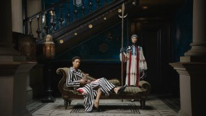 LOEWE honours ceramicist William de Morgan in Christmas campaign