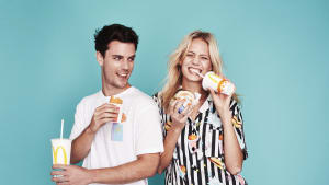 This is not a drill – Maccas has a fashion range
