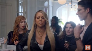 Mariah Carey stars in Hostelworld's 'surprise visitor' campaign