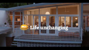 MLC launches 'Life Unchanging' with Clemenger BBDO Melbourne