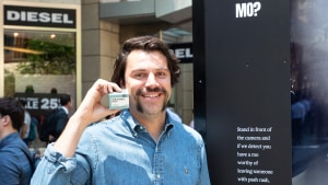 JCDecaux and Movember use facial recognition to test mos for 'pash rash' potential