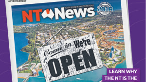 NT News kicks of paper war with Queensland