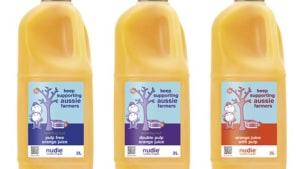 Nudie Juice throws support behind Australia's orange farmers