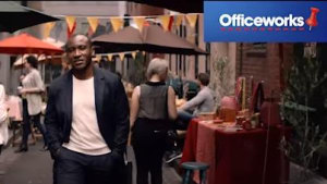 Officeworks launches 'Make Bigger Things Happen' campaign