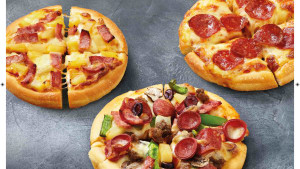 Pizza Hut launches 'personal pizza' campaign