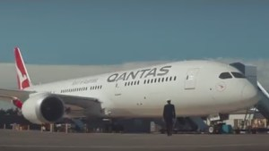 Qantas profiles real people to promote its 787 Dreamliner