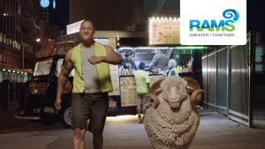 RAMS has the moves in latest campaign