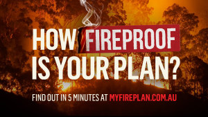 Rural Fire Service asks you to make a fireproof plan