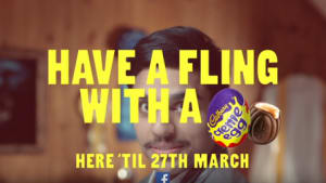 Easter is coming - Cadbury launches Creme Egg commercial