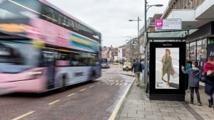 Sainsbury's launches weather changing billboards