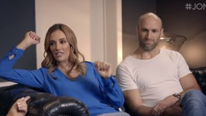 Samsung recruits Tanya Hennessy and Chris Judd for social series