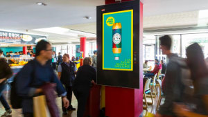 Tourism Tasmania and Schweppes roll out integrated outdoor campaigns