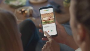 Subway invites Aussies to fall in love with lunch again