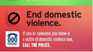 Crime Stoppers launch campaign to end Domestic Violence