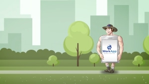 WorkApp launches true blue Aussie ad campaign