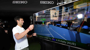 Seiko and Initiative serve up new VR Australian Open experience