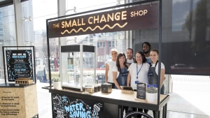 Sydney Water launches the Small Change Shop