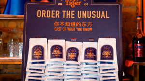 Tiger Easternise the Western bar snack in new brand platform