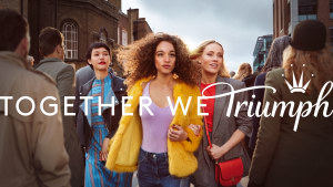 Triumph lingerie shifts its focus to sisterhood in new global campaign